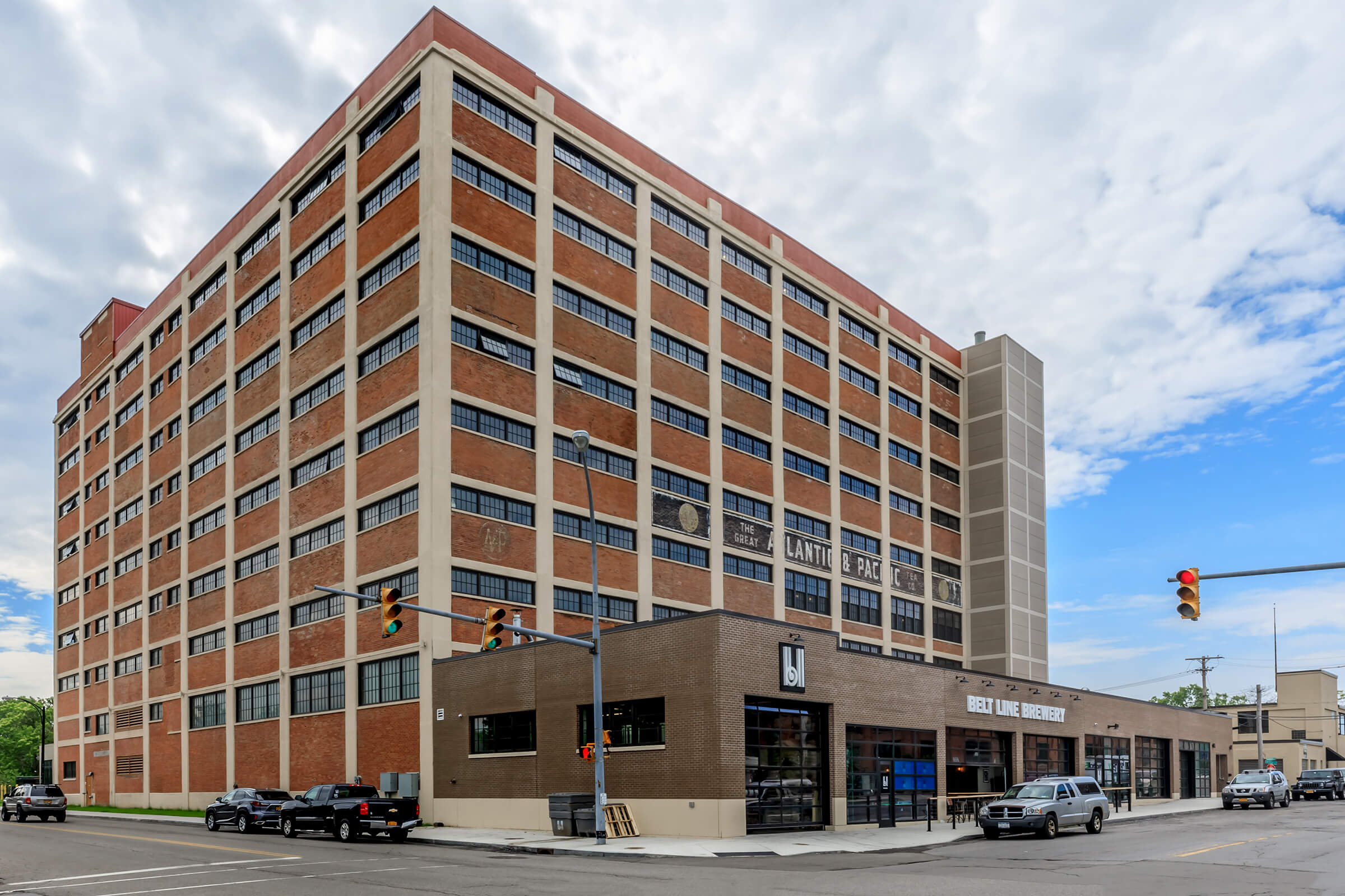 AP Lofts at Larkinville