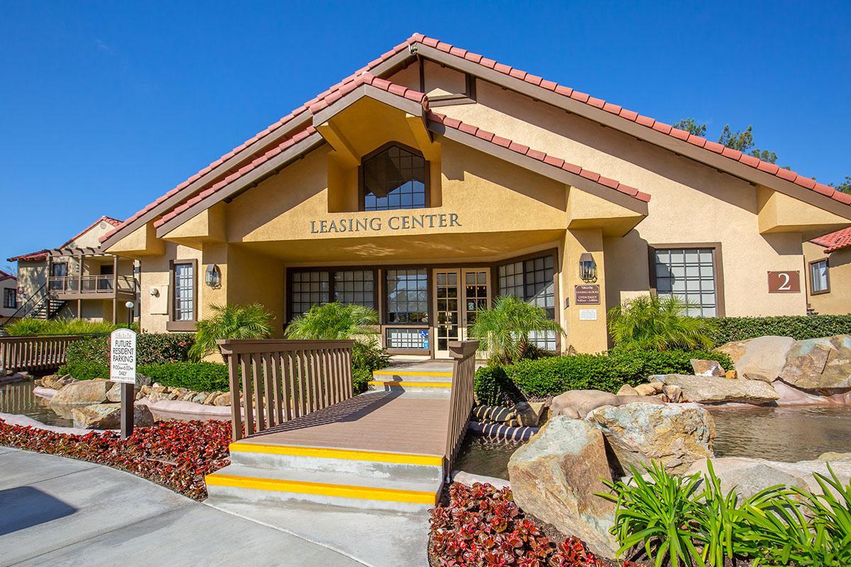 Villa La Paz Apartment Homes leasing center