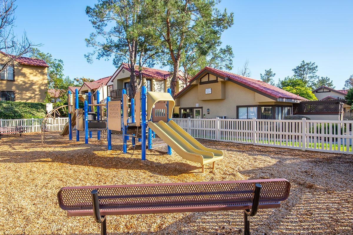 Villa La Paz Apartment Homes playground