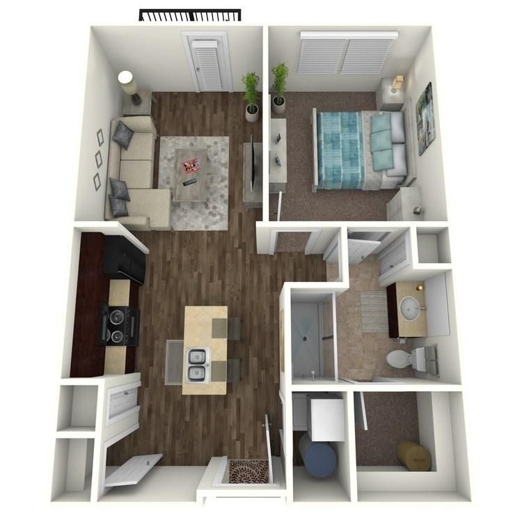 Floor plan image of Eden