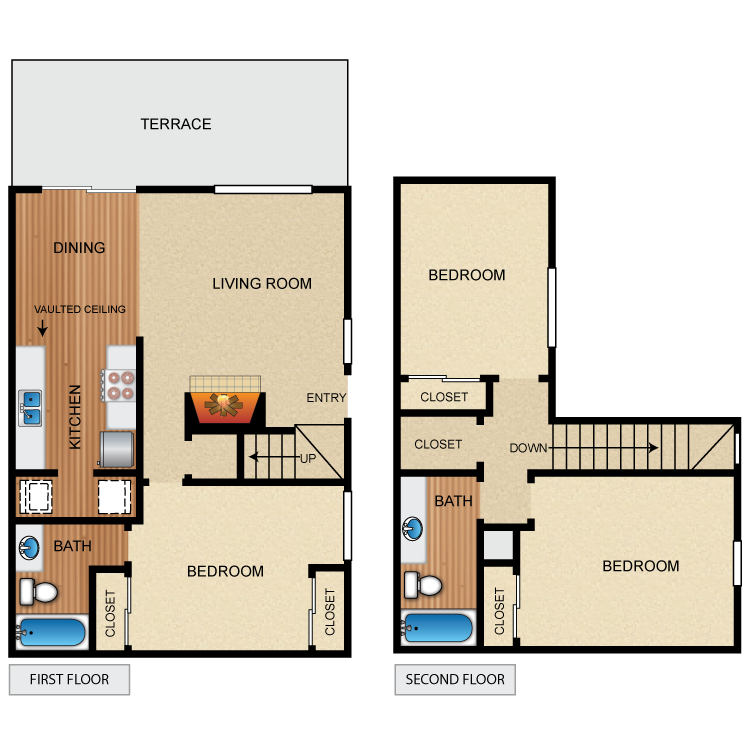 Floor plan image of The Broadmoor
