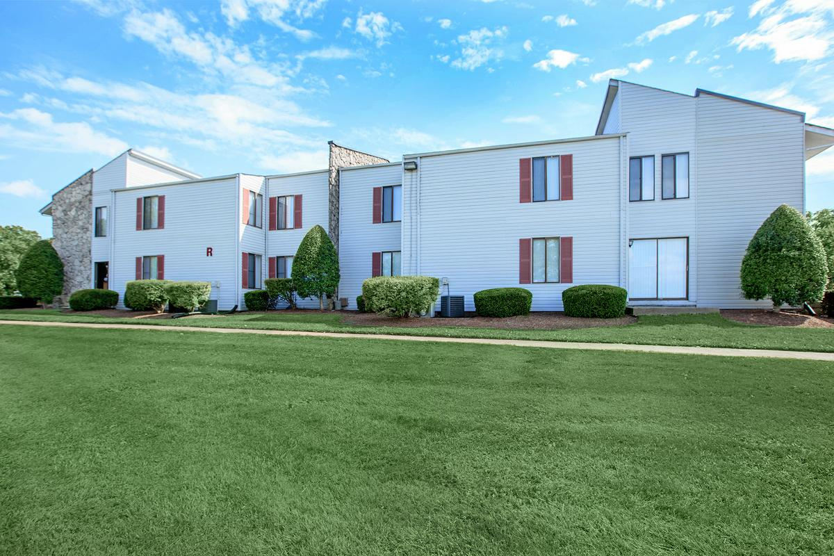 Enjoy Our Beautiful Lawns at Point Breeze Apartments