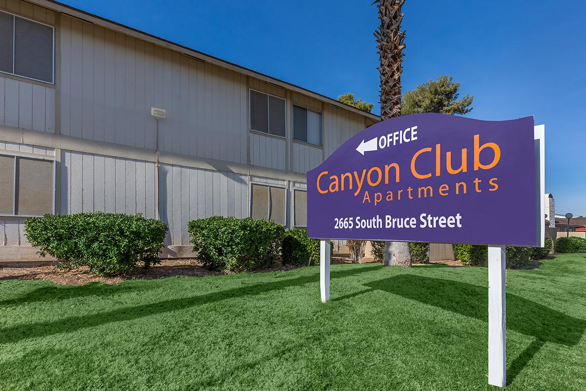 Canyon Club Apartments - Photo Gallery