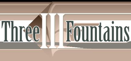 Three Fountains III Logo