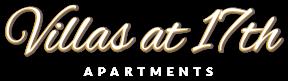 Villas at 17th Apartments Logo