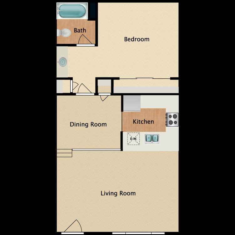 Plan B floor plan image