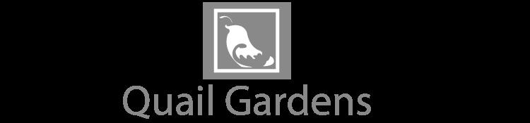Quail Gardens Logo