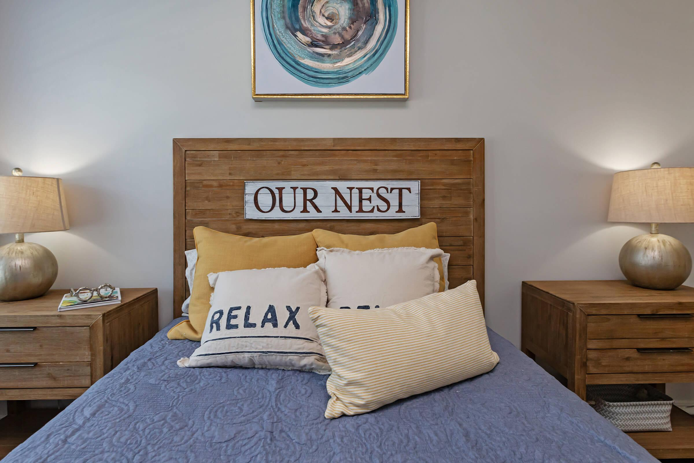 Berkley Offers Two Cozy Bedrooms At New Providence Park In Wilmington, NC