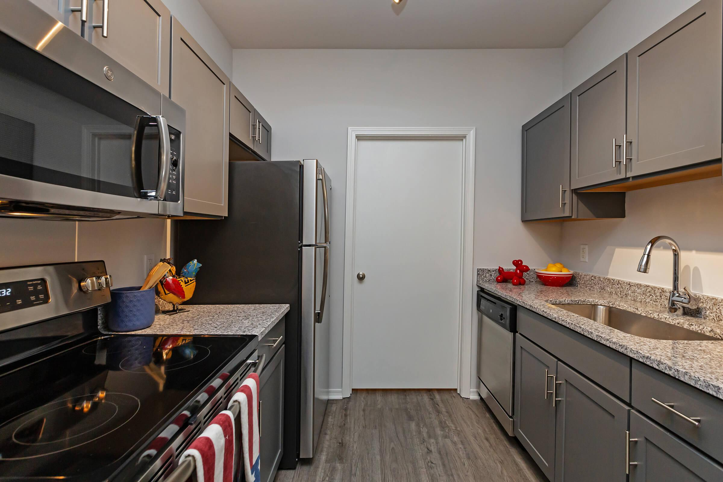 Carlisle Has Plenty Of Storage Space with Pantry In New Providence Park In Wilmington, NC