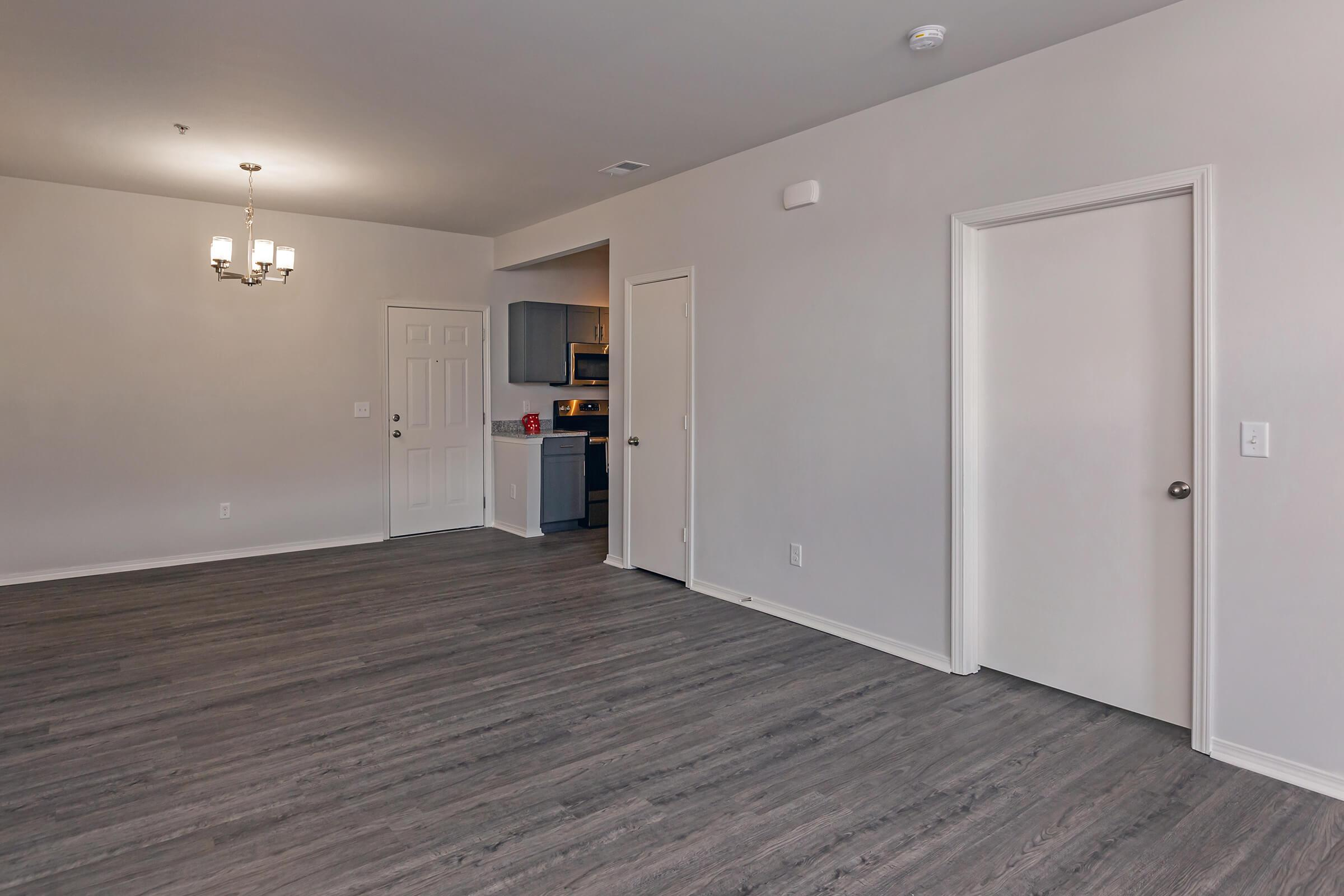 Enjoy Faux Wood Flooring At New Providence Park In Wilmington, NC