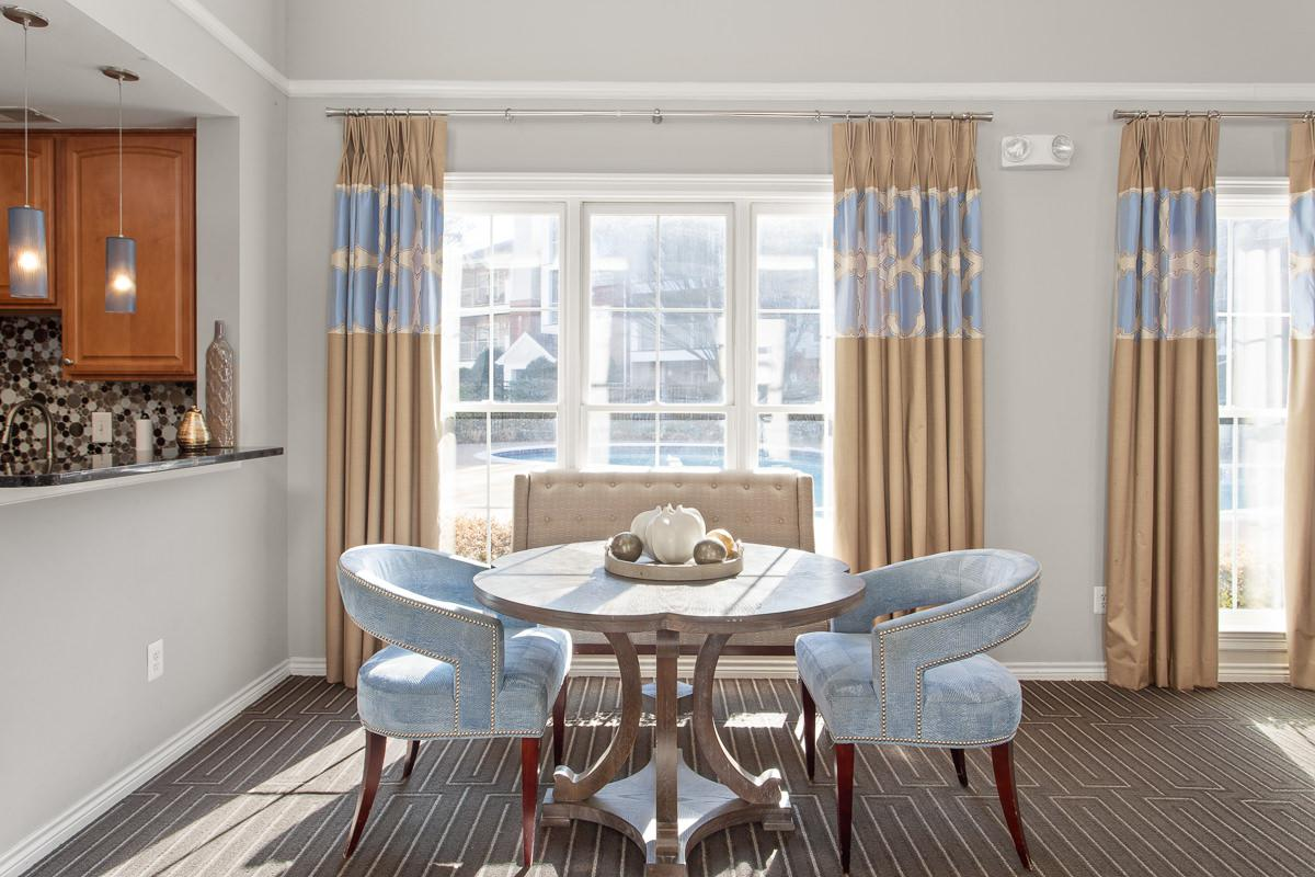 Spacious Floor Plans at The Jefferson at Fair Oaks Apartments in Fairfax VA