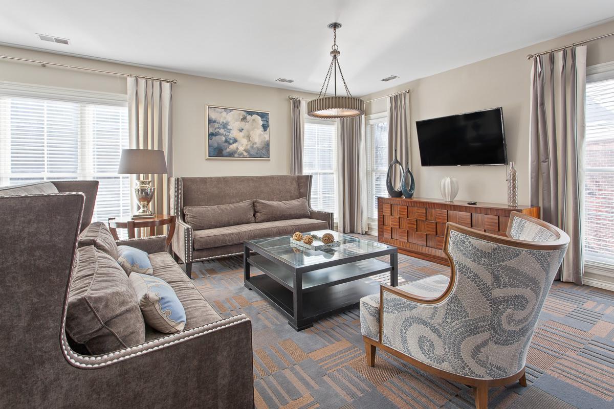 Large Floor Plans at The Jefferson at Fair Oaks Apartments in Fairfax VA