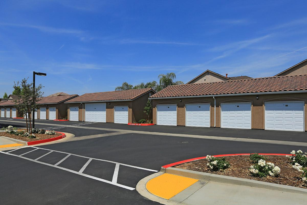 Greystone Apartments has garages available