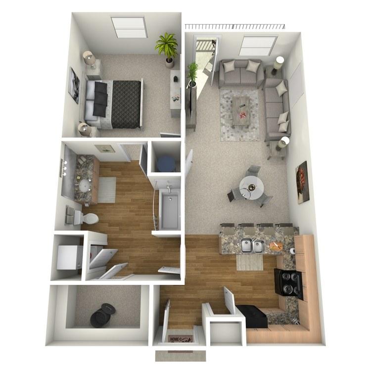 Floor plan image of Long Pine