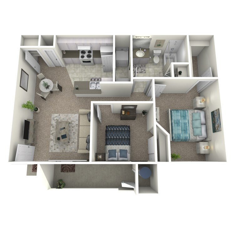 Floor plan image of The Marbella
