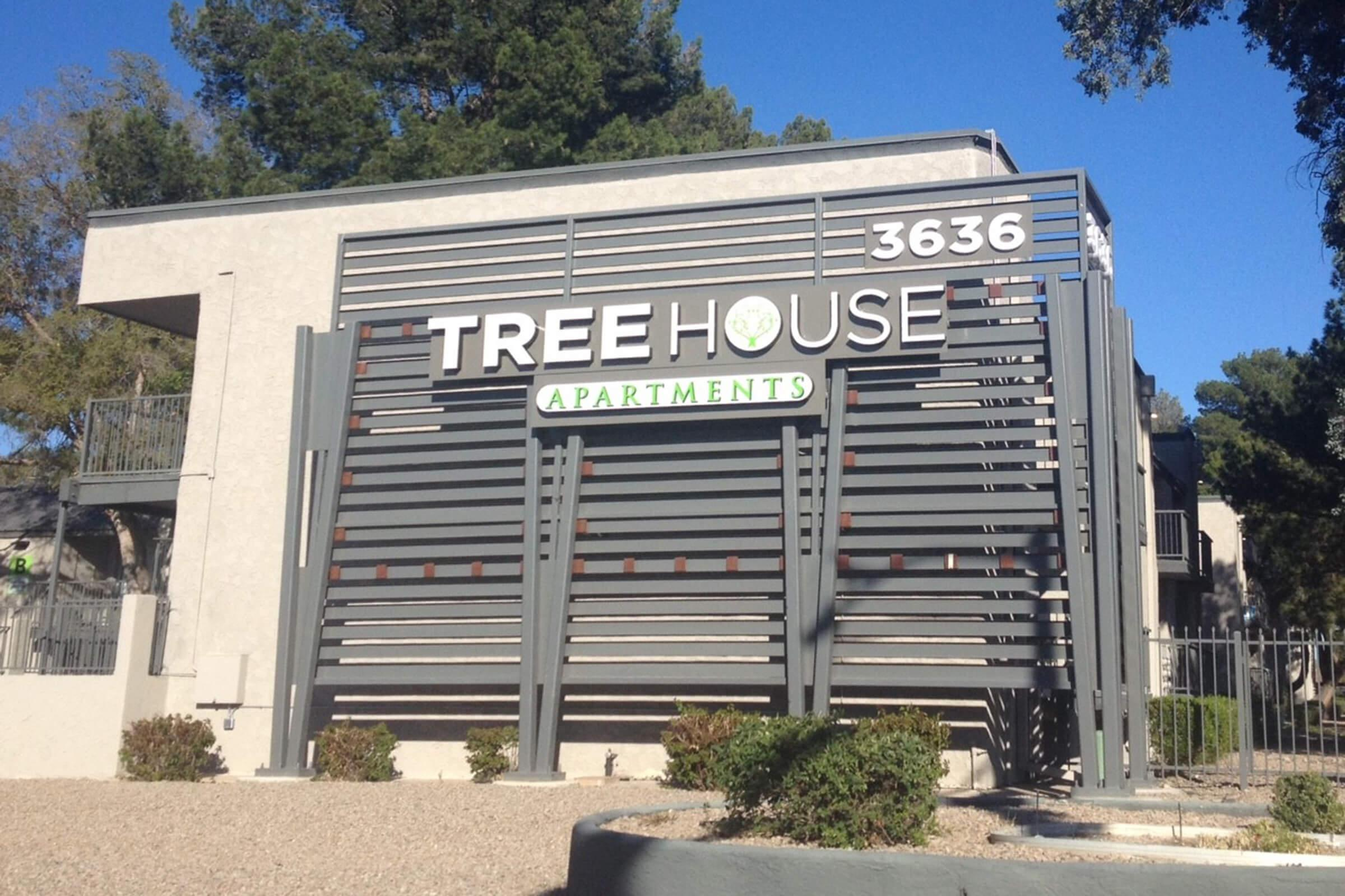 WELCOME HOME TO TREEHOUSE APARTMENTS IN TUCSON, AZ