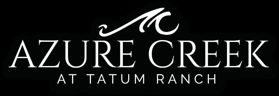 Azure Creek at Tatum Ranch Logo