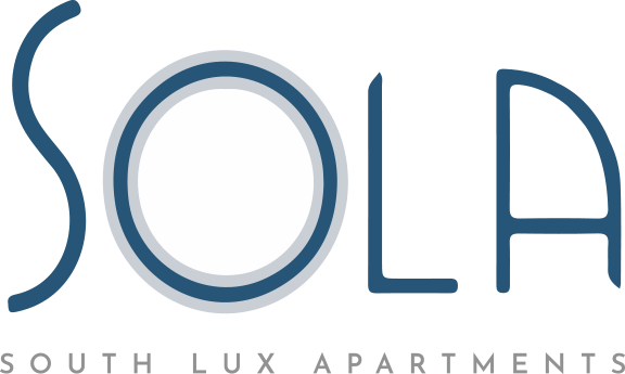 SOLA South Lux Apartments Logo