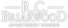 R C Briarwood Apartment Homes Logo