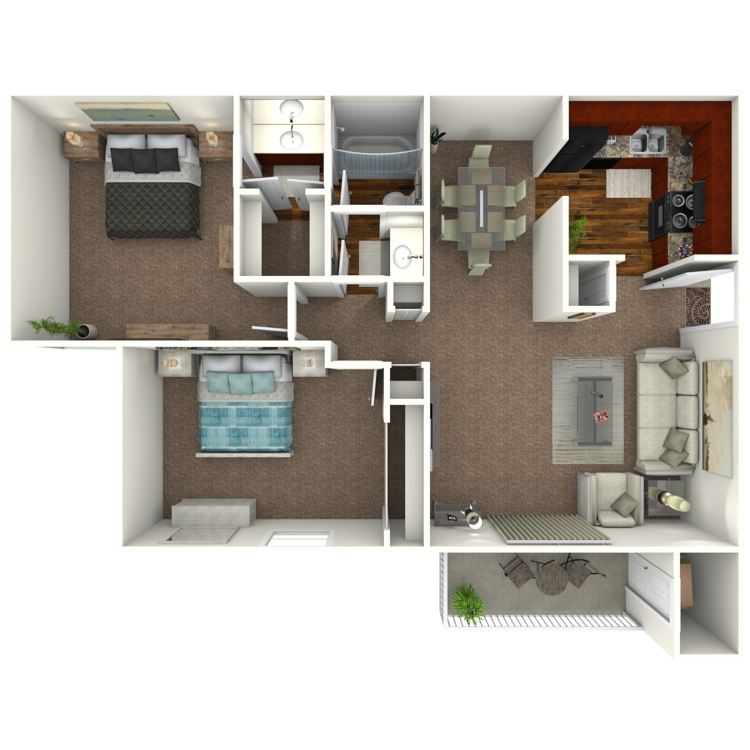 Floor plan image of The Muraco