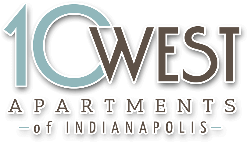 10 West Apartments of Indianapolis Logo