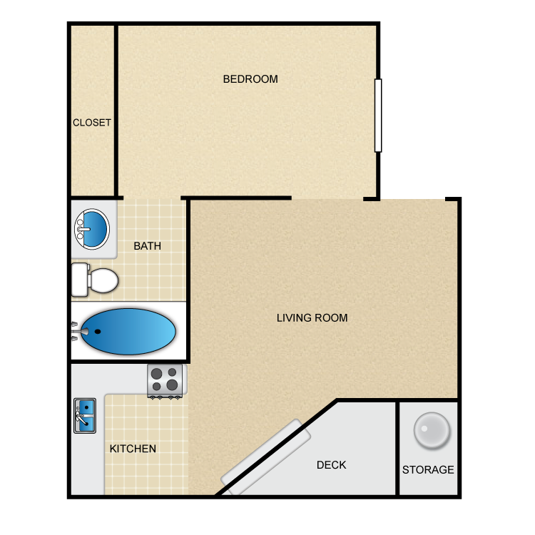 Georgetown Park Apartment Homes - Availability, Floor Plans & Pricing