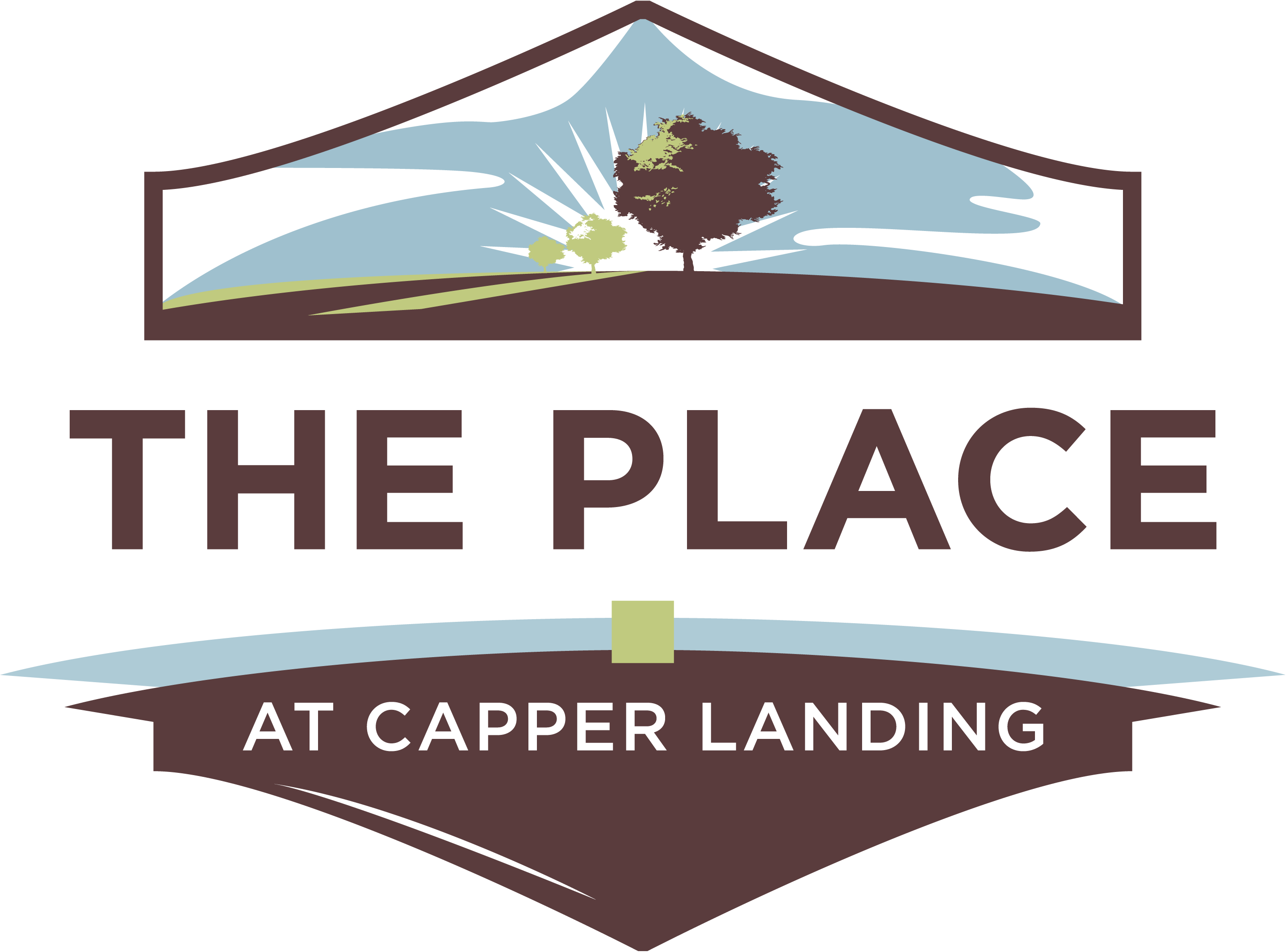 The Place at Capper Landing Logo