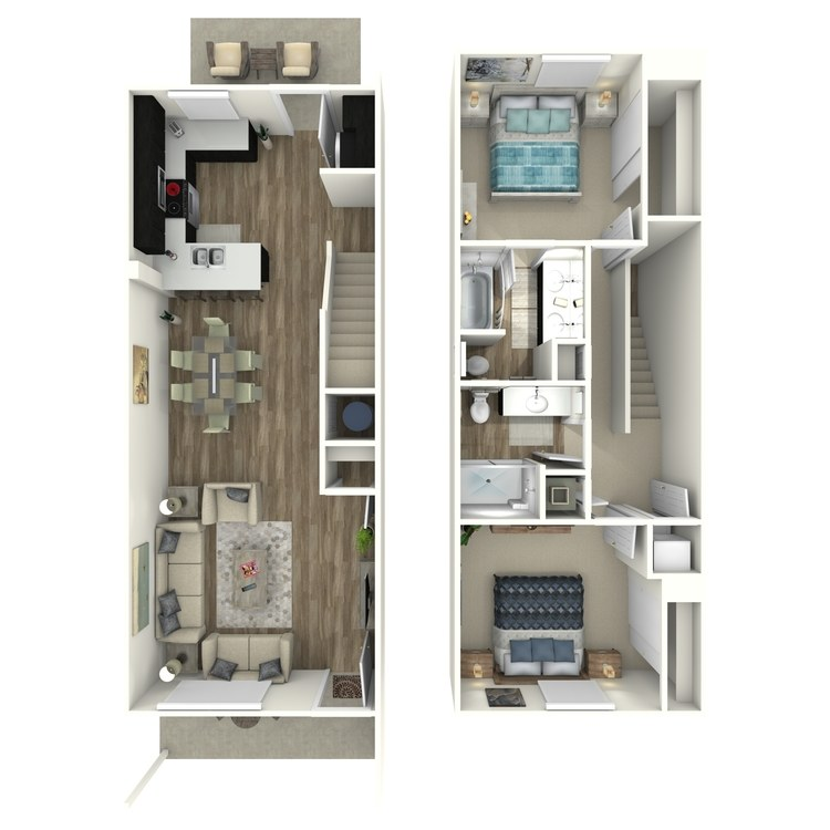 Axis floor plan image