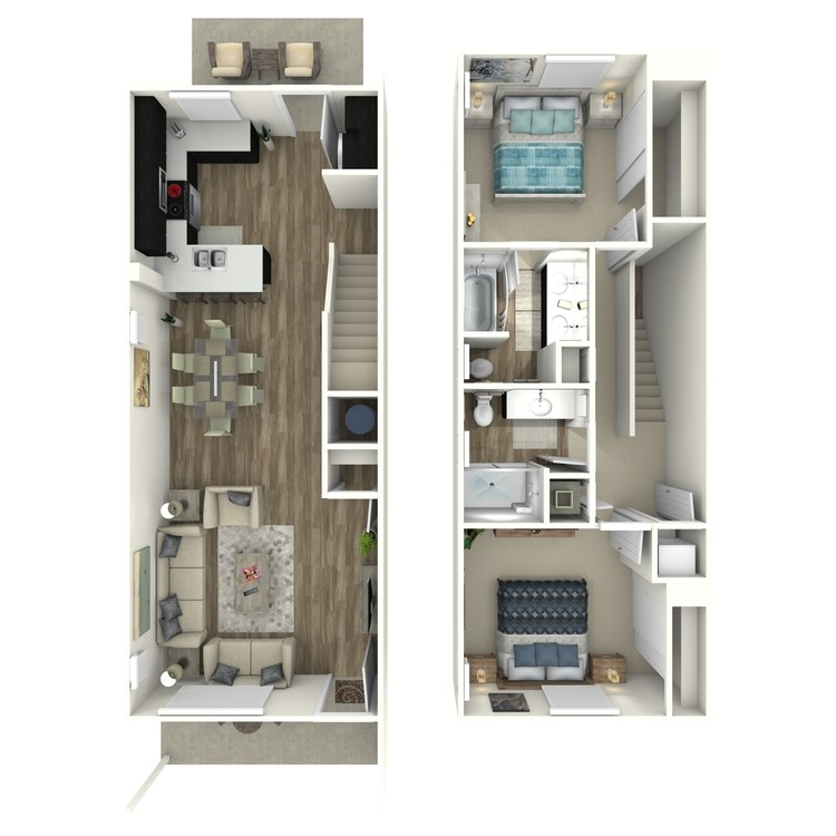 Atlas floor plan image