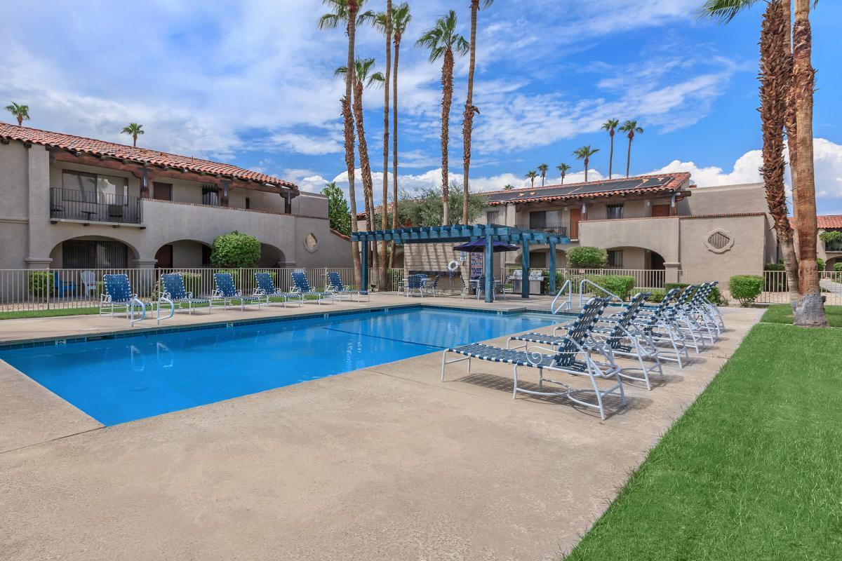San Jacinto Racquet Club Apartments In Palm Springs Ca