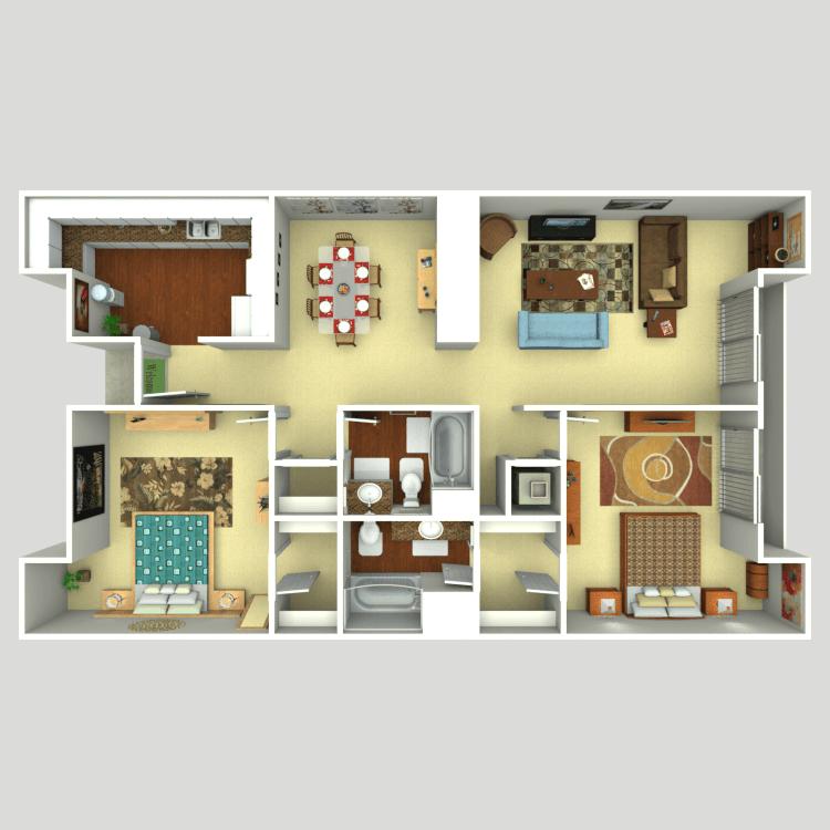 Fairway Apartments - Availability, Floor Plans & Pricing