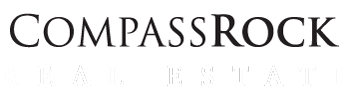 Compass Rock Real Estate Logo