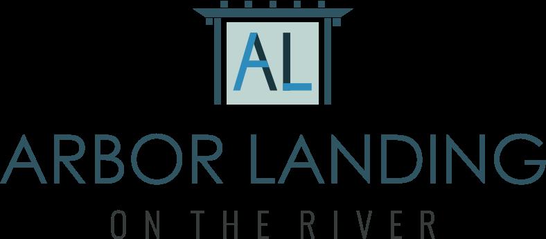 Arbor Landing on the River Logo