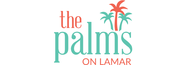 The Palms on Lamar Logo
