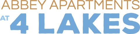 Abbey Apartments at Four Lakes Logo