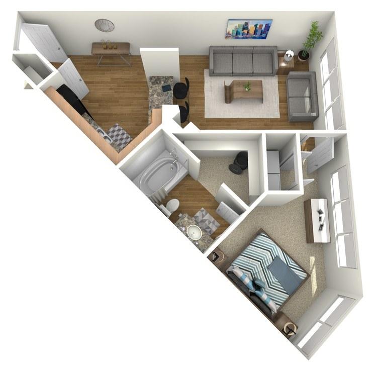 Floor plan image of L300