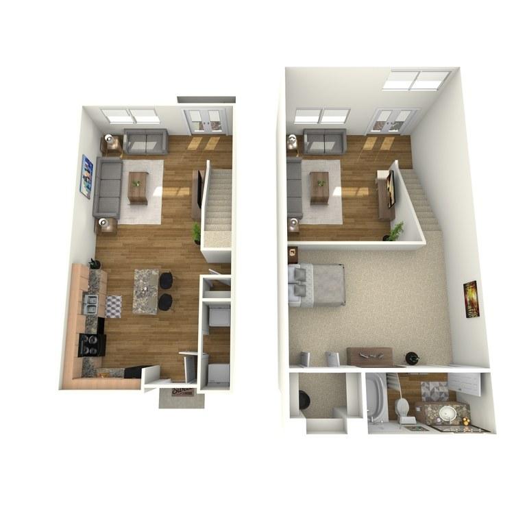 Floor plan image of Jasper