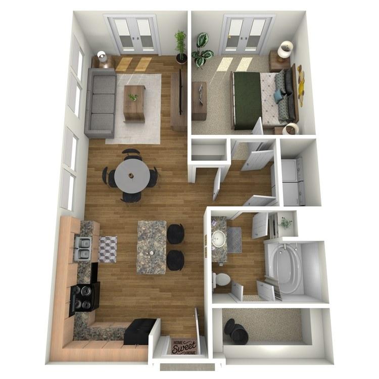 Floor plan image of Navarro