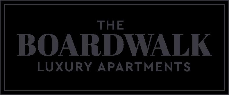 The Boardwalk Luxury Apartments Logo