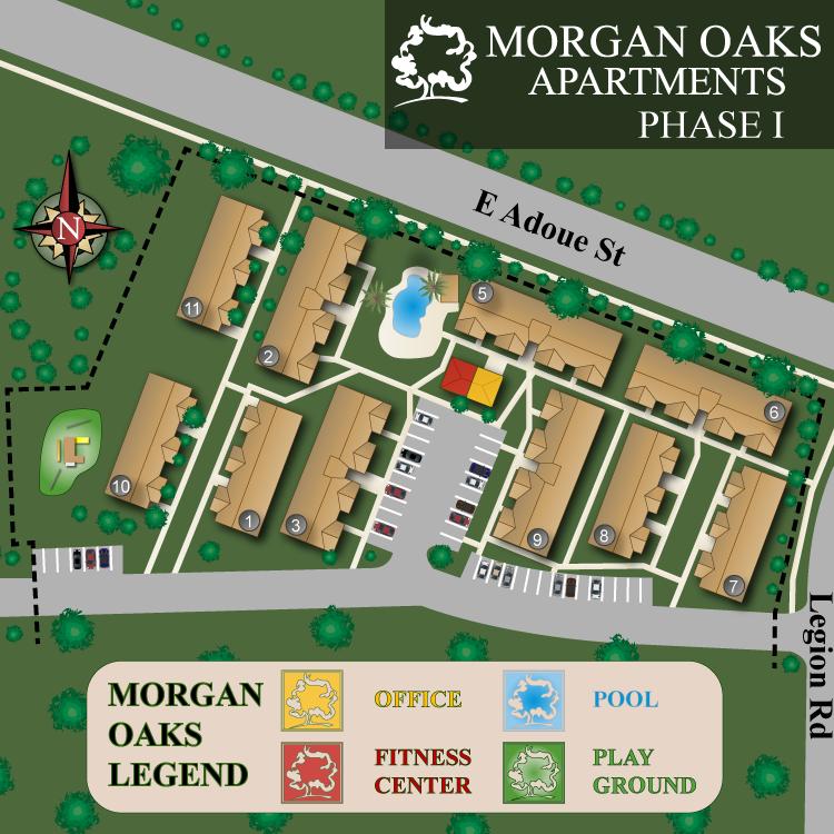 Morgan Oaks Apartments Phase I