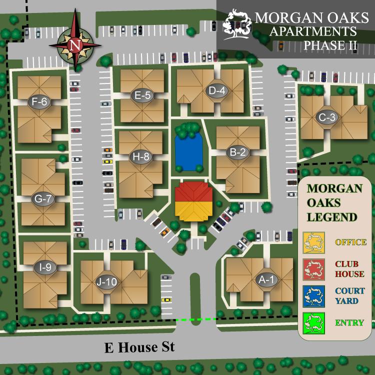 Morgan Oaks Apartments Phase II