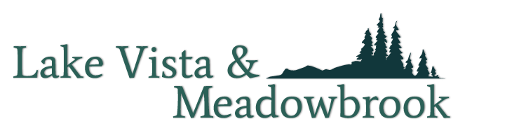 Lake Vista I, II & Meadowbrook Logo
