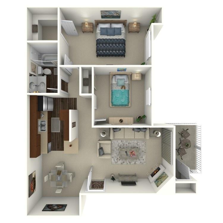 Floor plan image of Summit