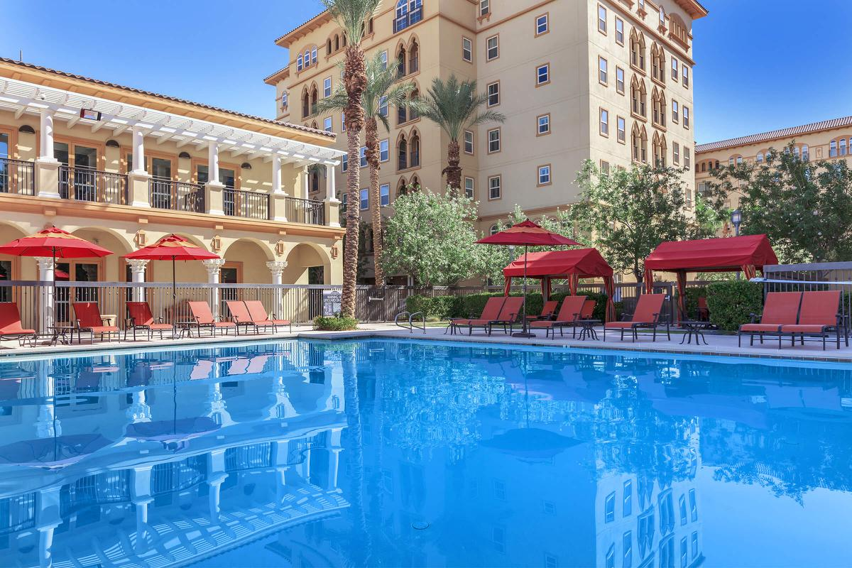 LIVE IN LUXURY AT BOCA RATON IN LAS VEGAS, NEVADA