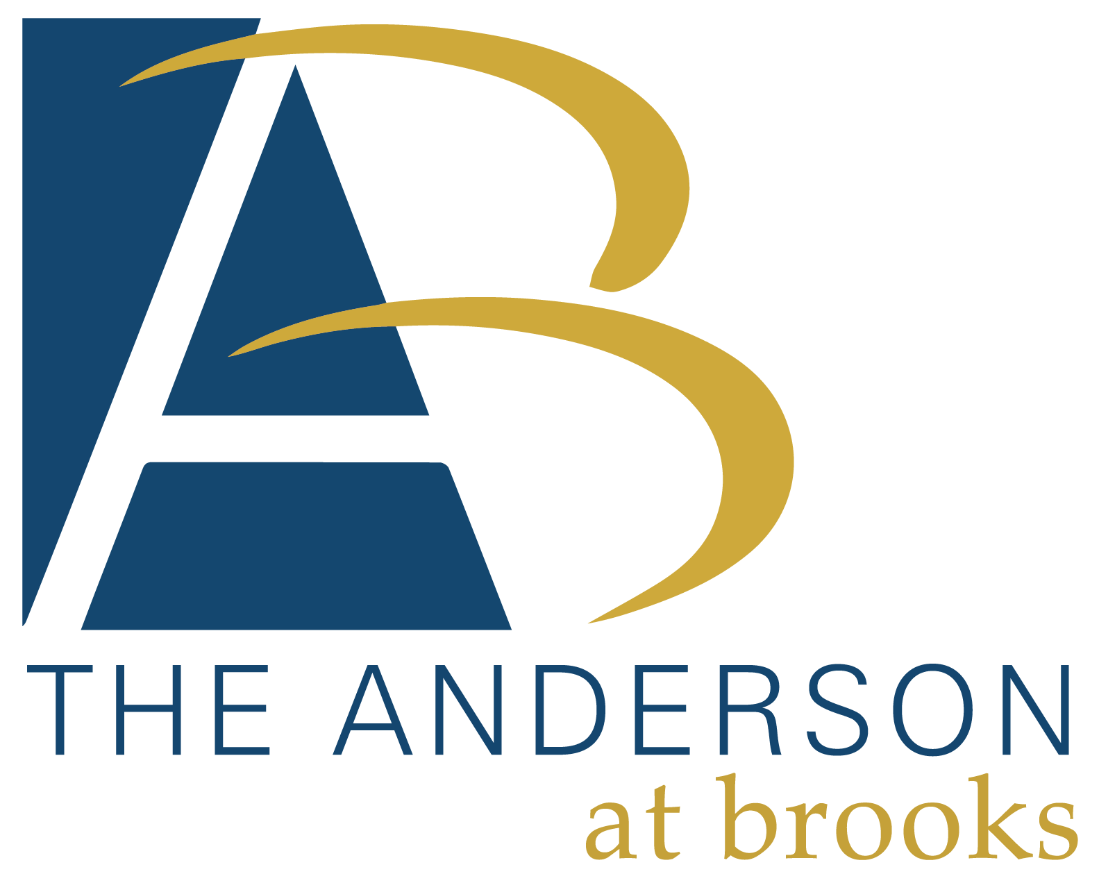The Anderson At Brooks Logo