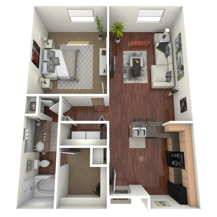 Floor plan image of Abilene