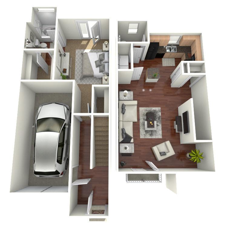 Floor plan image of Sweetwater