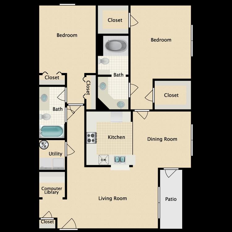 Floor plan image of Essex