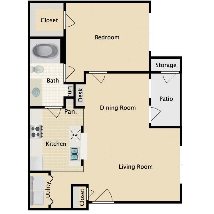 Floor plan image of Sage