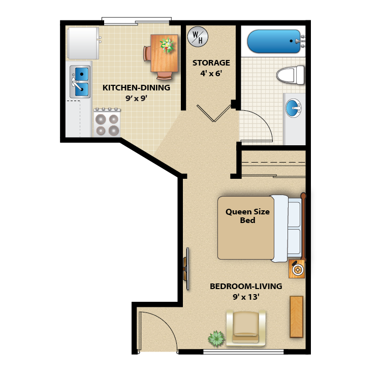 Exellent Studio Apartment Eugene Oregon Which City Is Best For You